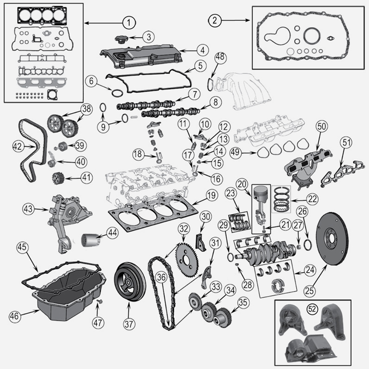 ford 4 6 dohc oem parts diagram  ford  auto wiring diagram