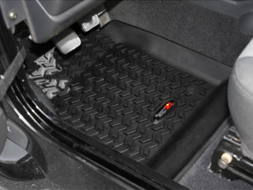 Jeep Wrangler TJ Fußmatten Set Fußraumwannen vorne All
