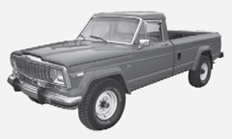 Jeep J-Series Trucks
