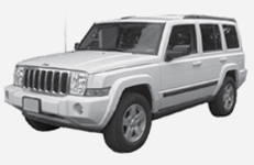 Jeep XK Commander