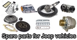 Jeep Spare Parts