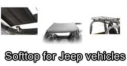 Folding Tops for Jeeps