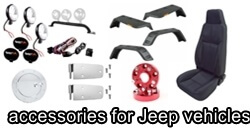 Jeep acessories
