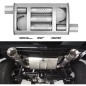Preview: Jeep Wrangler JK 3,8 & 3,6 ltr. Premium Super Turbo™ Muffler Dynomax 07-17