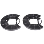 Preview: Jeep Grand Cherokee WJ WG rear Brake Dust Shield Set left & right 99-04