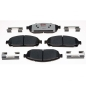Preview: Jeep Commander XH XK front Hybrid Brake Pad Set Raybestos 06-10