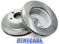 Preview: Brake Rotor Set front original Mopar WranglerYJ TJ CheroceeXJ Grand Cherocee ZJ year 90-99