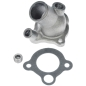 Preview: Jeep CJ 5,0 ltr. & 5,9 ltr. V8 Thermostat Housing with Gasket 72-86