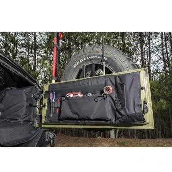 Jeep Wrangler JK Stautasche Abfallbehälter Rückenlehne Rugged Ridge 07-18