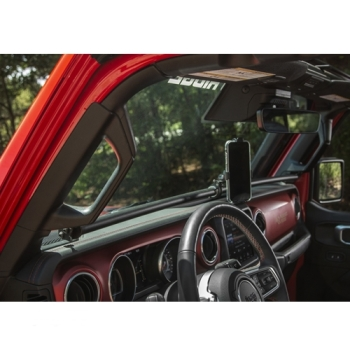 Jeep Gladiator JT Stange Armaturenbrett Dash Bar Haltestange für Handy- & Tablethalter 19-