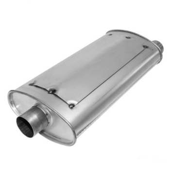 Jeep Wrangler TJ 2,5 & 4,0 ltr. MSL Maximum rear Exhaust Muffler 96-23.01.00