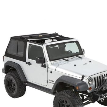 Bestop 54857-01 Defroster//Wiper Wiring Harness For 07-17 Jeep Wrangler