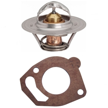 Jeep Wrangler YJ 2,5 ltr. Thermostat 82° incl. Dichtung Gates 87-95