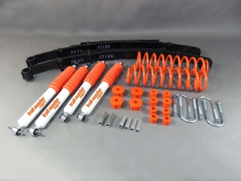 "Jeep Cherokee XJ Lift Kit HD Trailmaster with TÜV 2""- 50mm Suspension System 84-01"