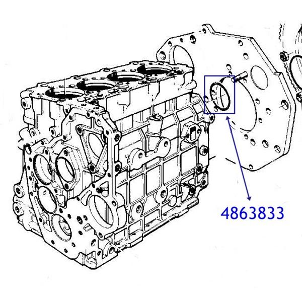 GS 4,0 5,2 5,9 92-98 Filtre à air Jeep GRAND CHEROKEE