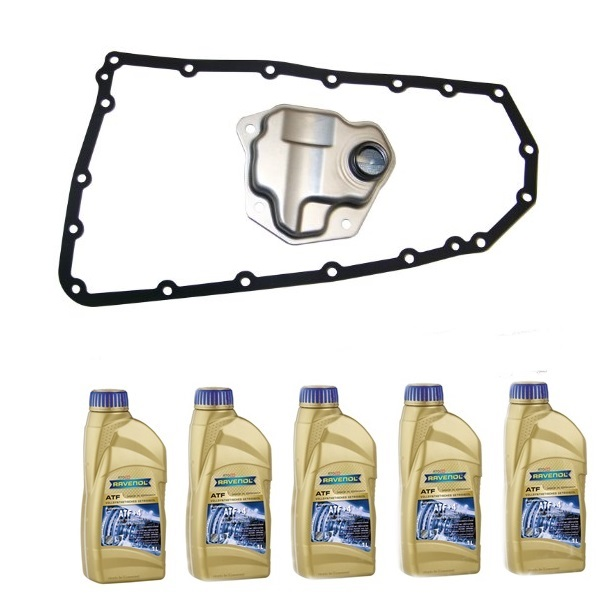 Jeep Patriot Compass Mk Transmission Filter With Gasket Incl Gearbox Oil Cvt 07 17