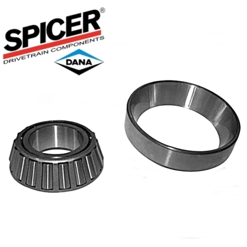 Jeep Cherokee Liberty KJ inner Pinion Bearing Package Dana 30 front axle Spicer 02-07