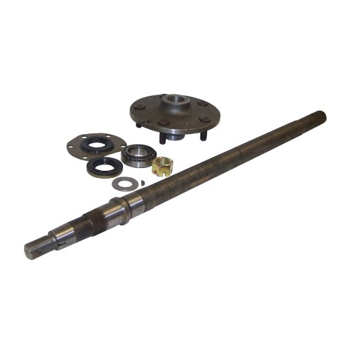 Jeep CJ Axle Shaft Kit Rear Right Model 20 rear axle 76-81