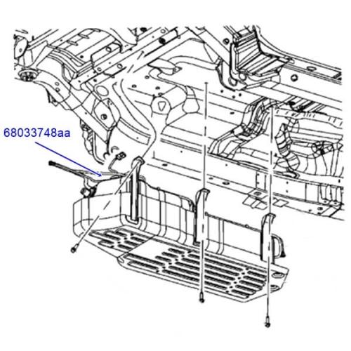 jeep grand cherokee wh wk 3 0 ltr  crd tank kraftstofftank