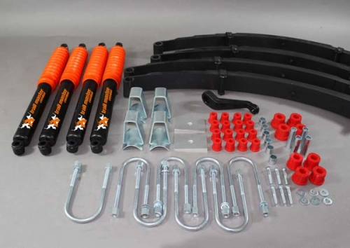 Jeep CJ CJ5 CJ7 Suspension System Lift Kit Trailmaster with TÜV +100mm Lift year 76-86